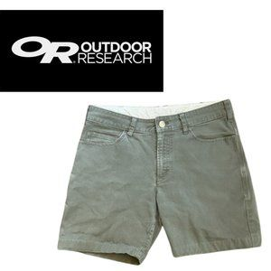 Outdoor Research Hiking Shorts - Size 4